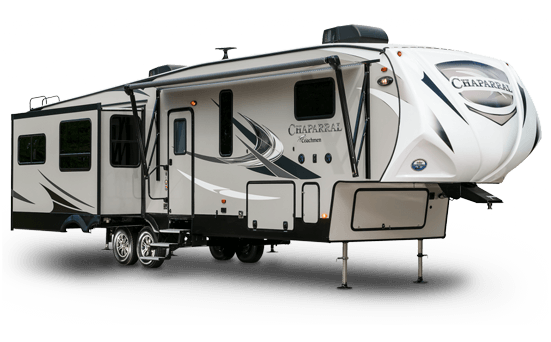 Jeff Bright RV Fifth Wheel